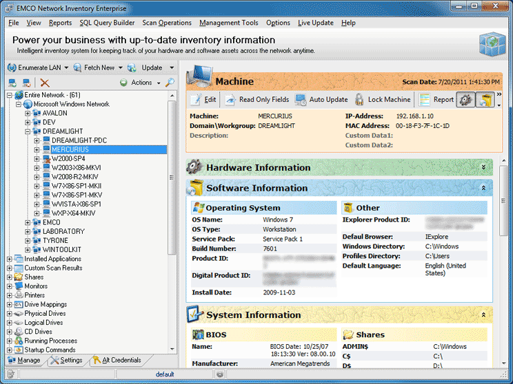 EMCO Network Inventory Enterprise 5.8.21.10011 full