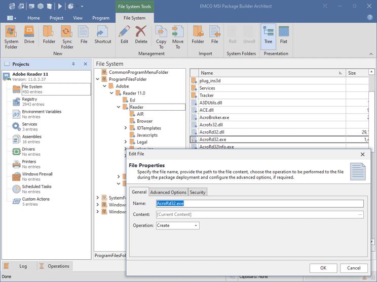 Managing Files and Folders