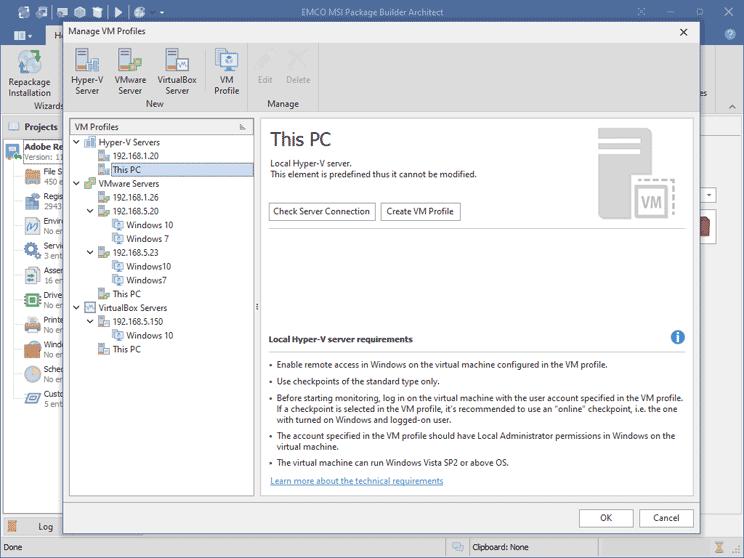 Managing Windows Services