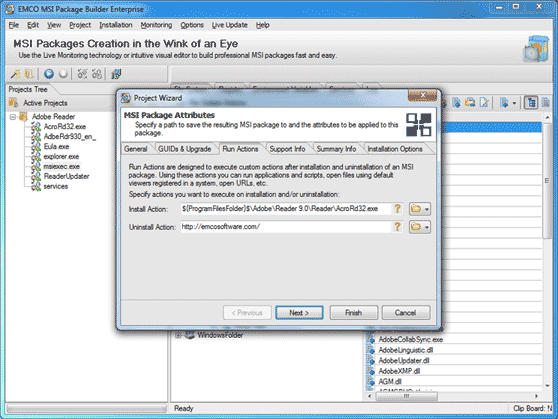 What's New in Version 4 - MSI Package Builder