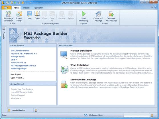 Brand-new user interface
