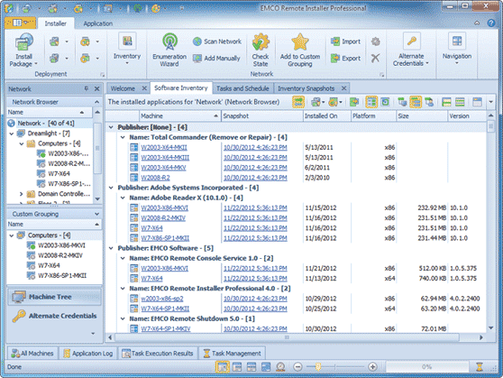 Brand-new software audit engine